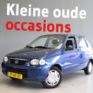 Kleine oude occasion in trek | Autobedrijf Auto Nol