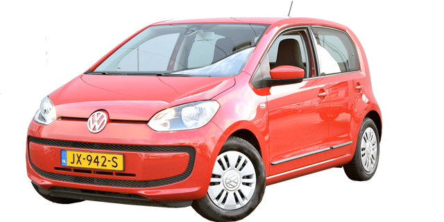 Volkswagen Up occasion | Autobedrijf Nijkerk | Auto Nol