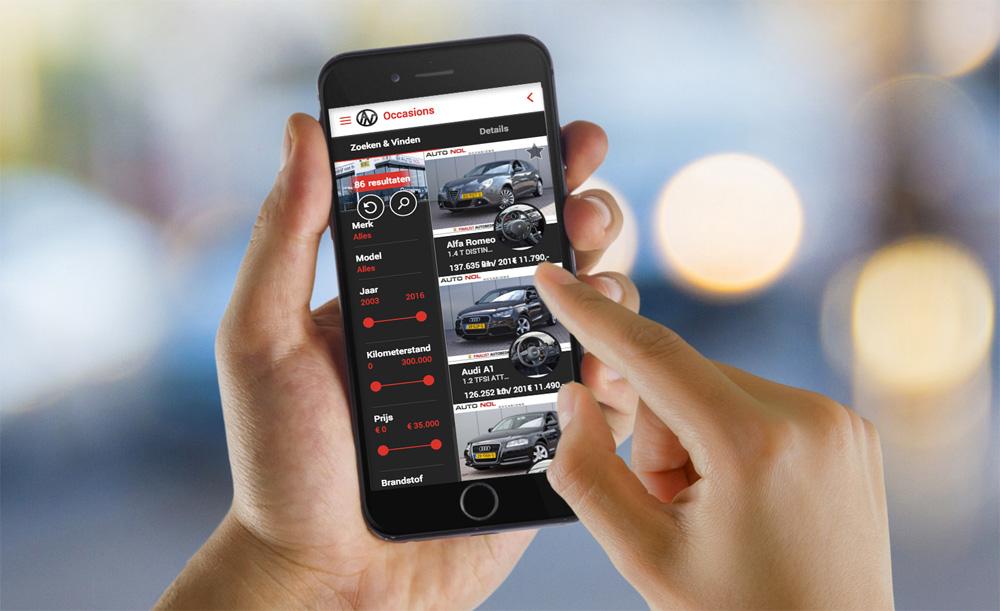 Auto Nol App